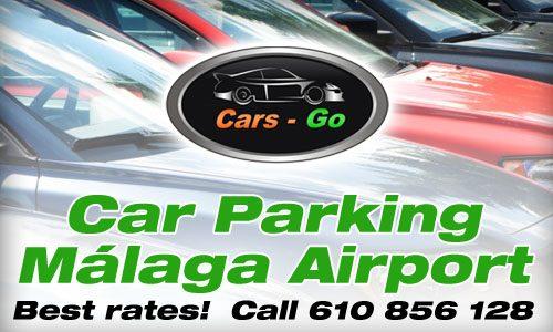 Cars-Go-Parking Málaga Airport Parking.
