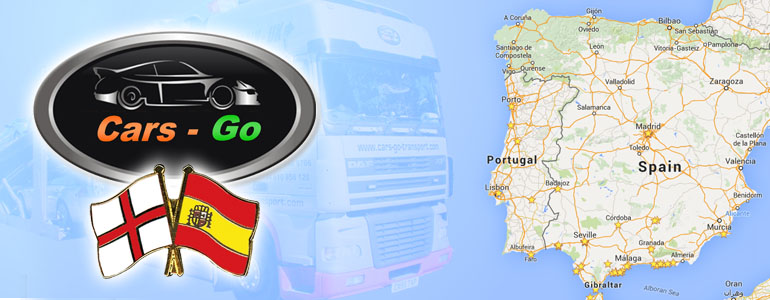 Car Transport Services, UK, Spain, Portugal. Cars-Go-Transport