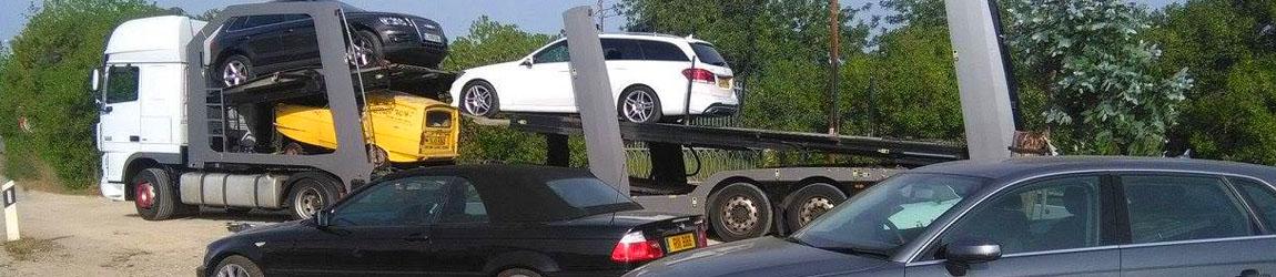 Cómo funciona - Servicios de transporte de automóviles de Cars-Go-Transport
