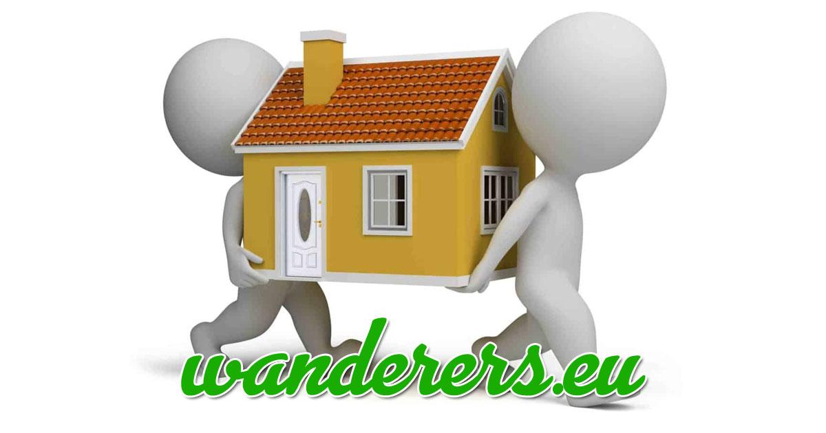 Domestic & House Removals, UK, Spain, Portugal. Wanderers.eu